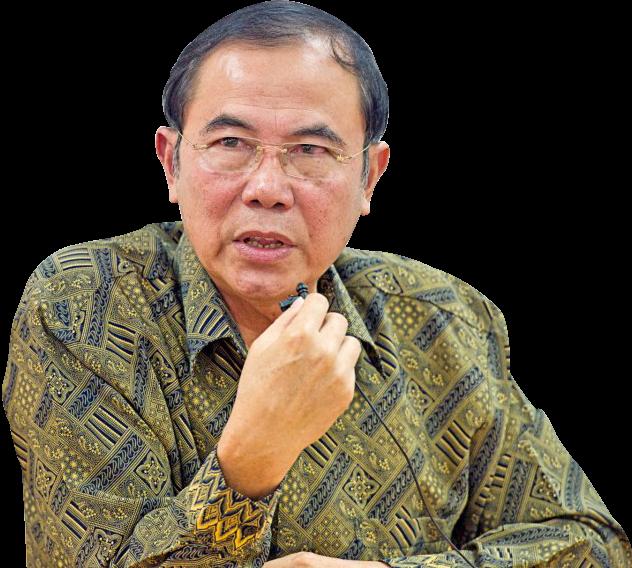 YB Haji Zakarrya Adam. Menteri di Jabatan Perdana Menteri Kemboja.