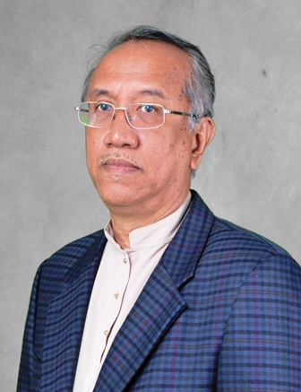 Haji Che Mazlan Saad. Pengerusi Program Korban Eidul Adha dan Aqiqah di Kemboja