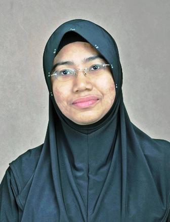 Nazirah Hadzam. Pengurus Akaun