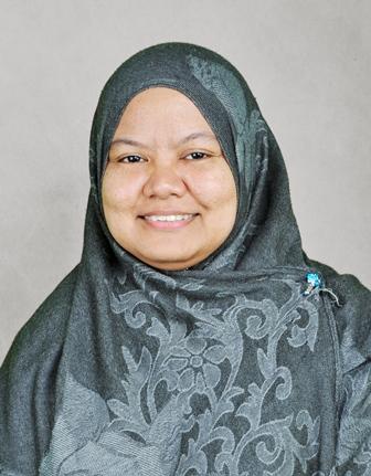 Ustazah Norwariza Mohd Hed. Ketua Urus Setia