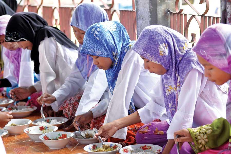 Berkat Ramadhan 1438H