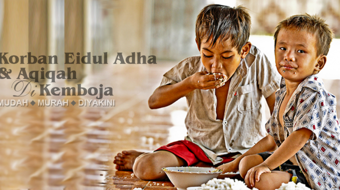 Ibadah Korban Aqiqah Di Kemboja