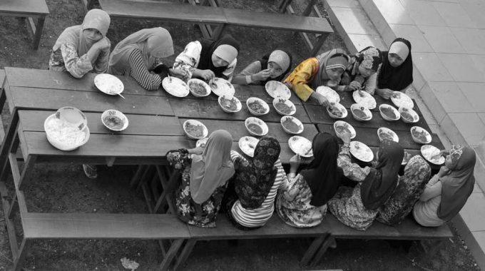 Jamuan Makan Di Kemboja Sempena Program Korban & Aqiqah 2