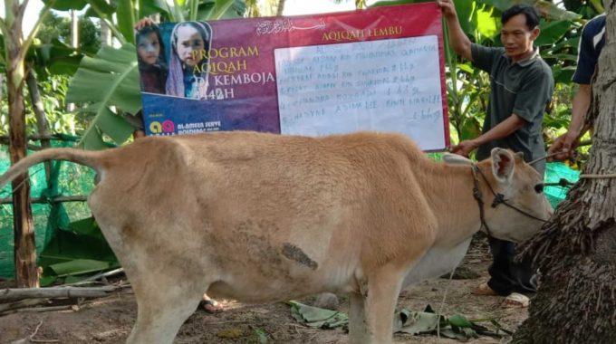 13 Gambar Meruntun Jiwa Yang Membuatkan Anda Teringin Buat Aqiqah Di Kemboja